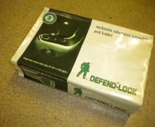 Defendlock- mech.zabezpečení Scénic 1,6 16V 1.gen. Stav:nové