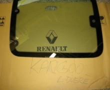 Sklo levé boční dveře posuvné Kangoo 1.generace Stav:bazar  Akce: výprodej Skladem: 1ks Cena za: 1ks