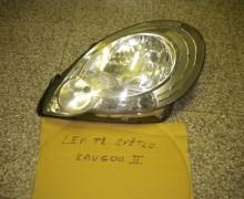 Přední světlo Kangoo 2.generace, levé